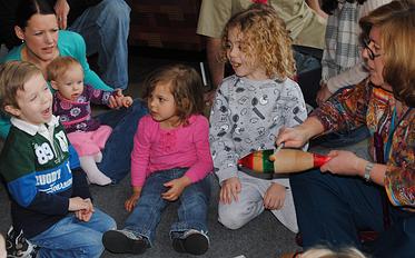 preschool music classes flemington