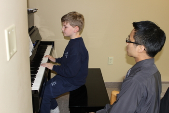 piano lessons flemington