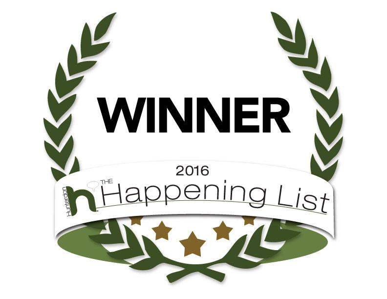 Hunterdon Happening Top Music Sschool 2016 award