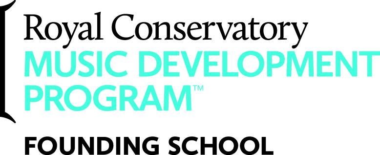 Royal Conservatory Music Development Founding School Award