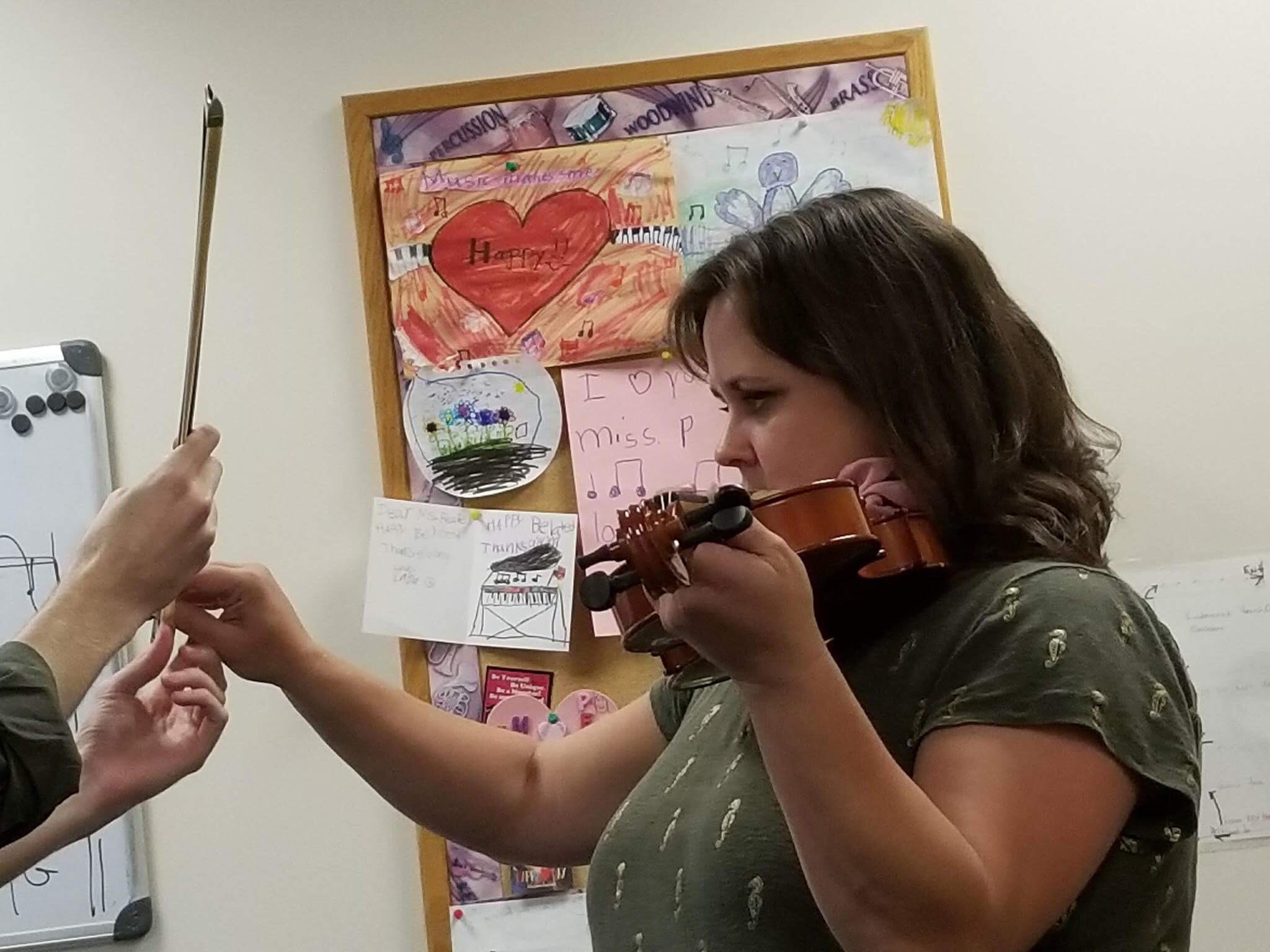 Violin Lessons in Flemington