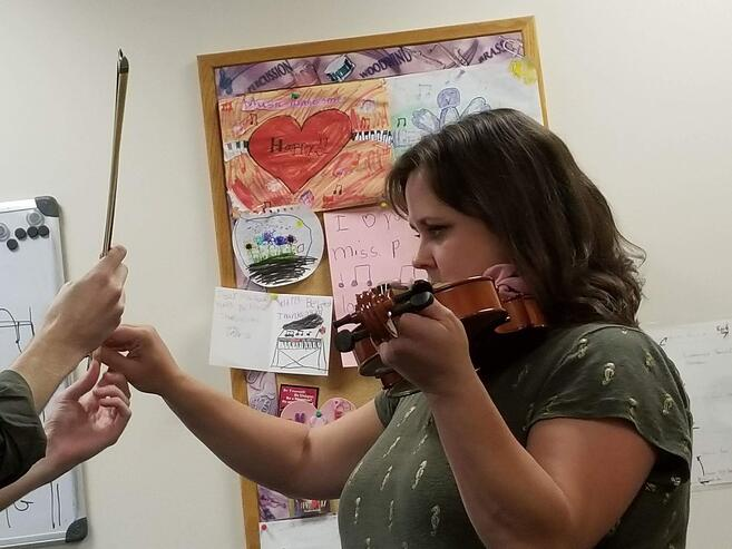 Violin Lessons in Flemington