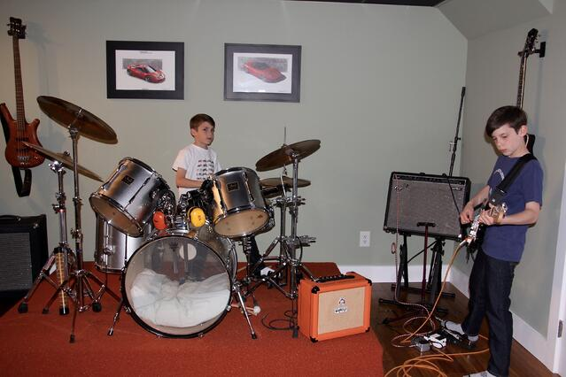 drum lessons guitar lessons flemington